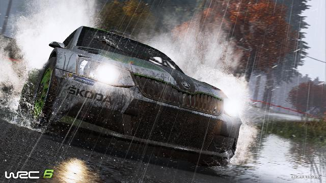 WRC 6 screenshot 6981