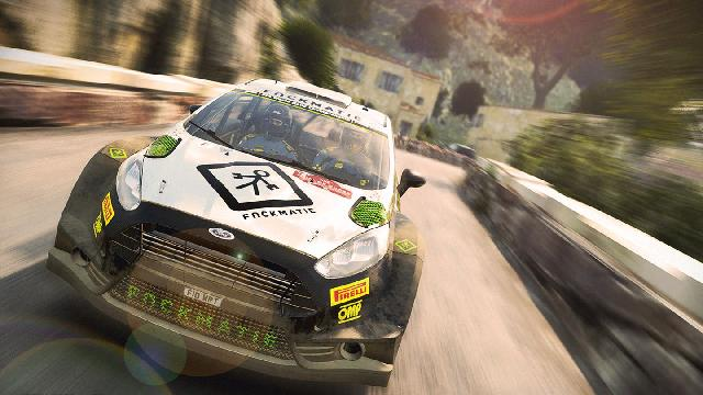 WRC 6 screenshot 8497