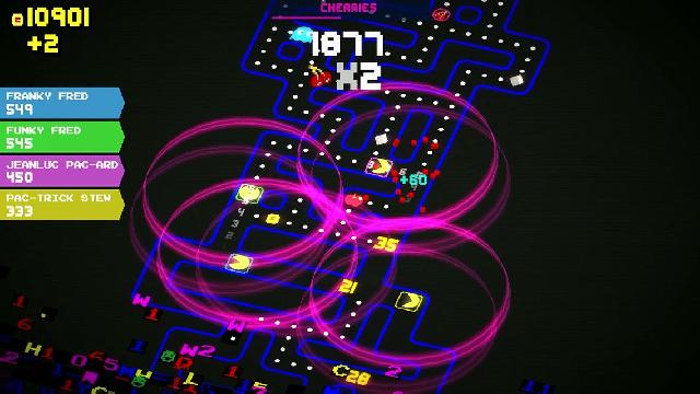 Pac-Man 256 screenshot 7126