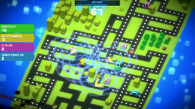 Pac-Man 256 screenshot 7131