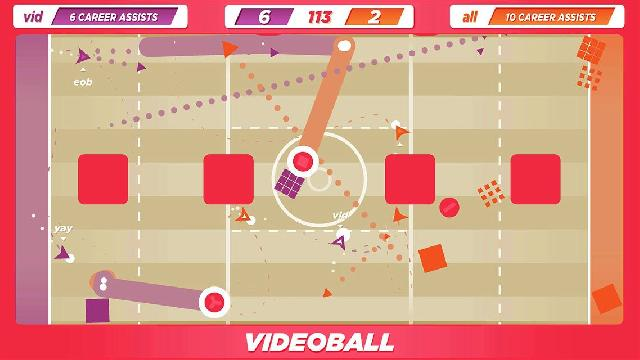 VIDEOBALL Screenshots, Wallpaper