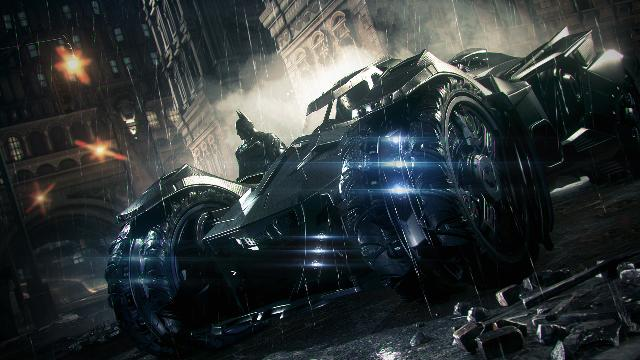 Batman: Arkham Knight screenshot 956