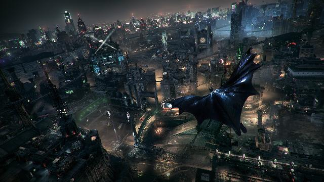 Batman: Arkham Knight screenshot 963