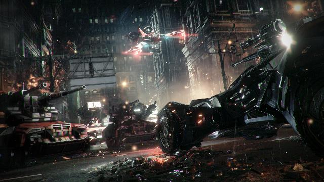 Batman: Arkham Knight screenshot 1180