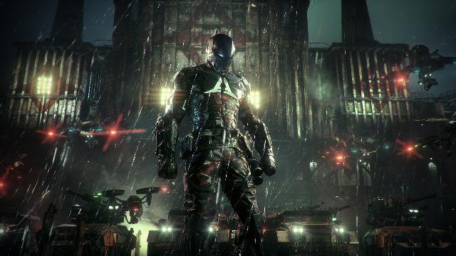 Batman: Arkham Knight screenshot 1185