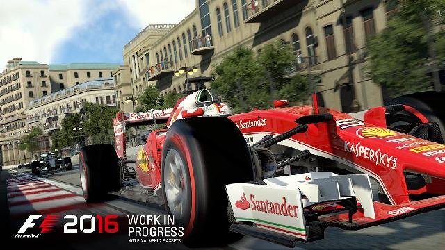 F1 2016 screenshot 7674