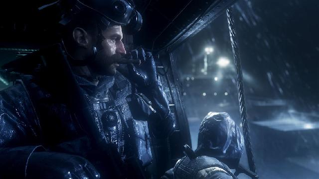 Call of Duty: Modern Warfare Remastered Screenshots, Wallpaper