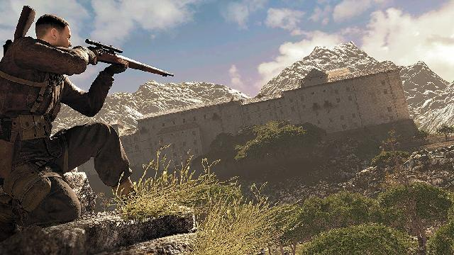 Sniper Elite 4 screenshot 9749