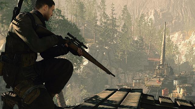 Sniper Elite 4 screenshot 9752