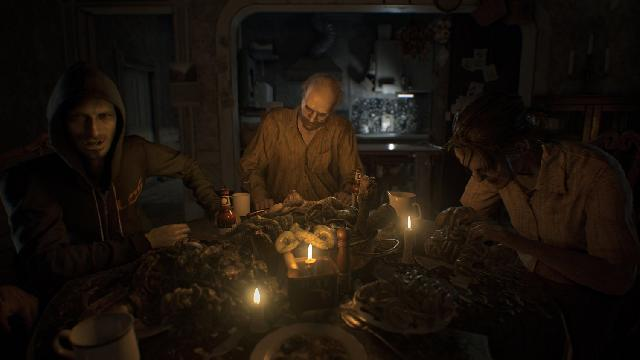 Resident Evil 7 biohazard screenshot 9512
