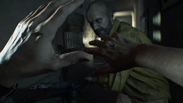 Resident Evil 7 biohazard screenshot 9514