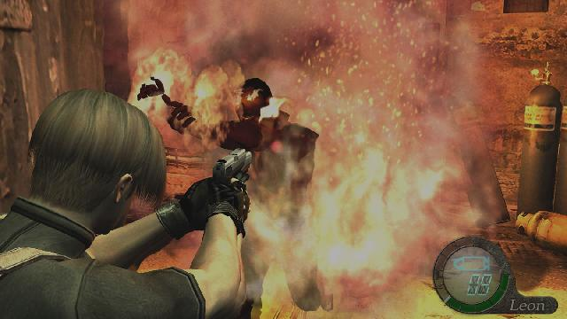 Resident Evil 4 screenshot 7995