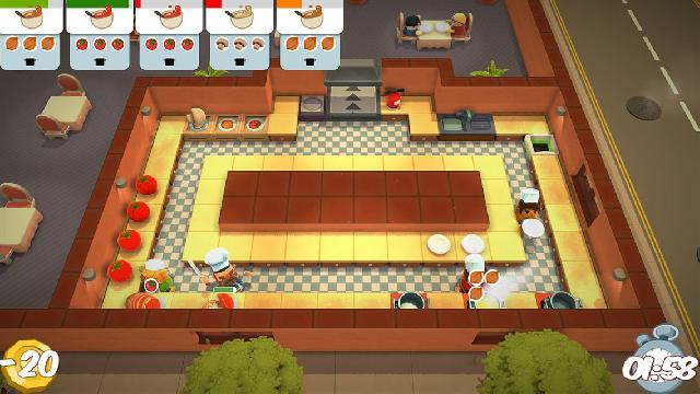 Overcooked Screenshots, Wallpaper