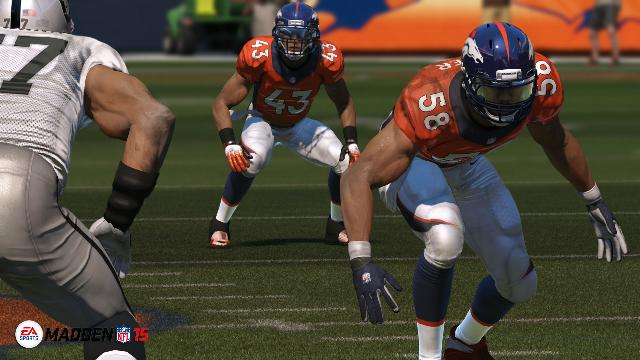 Madden NFL 15 Screenshots, Wallpaper