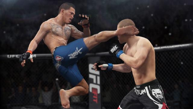 EA Sports UFC Screenshots, Wallpaper