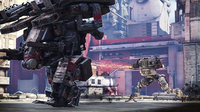Hawken Screenshots, Wallpaper
