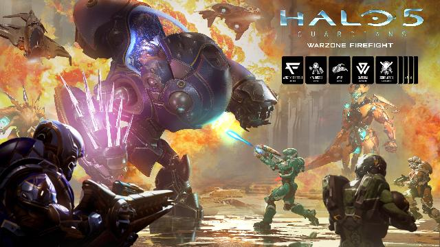 Halo 5: Guardians - Warzone Firefight Screenshots, Wallpaper