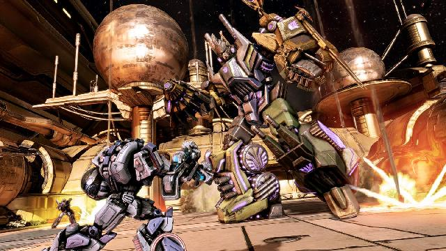 TRANSFORMERS: Fall of Cybertron screenshot 7715