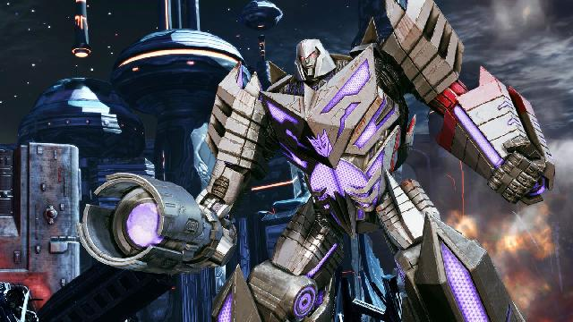 TRANSFORMERS: Fall of Cybertron screenshot 7717
