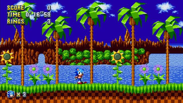 Sonic Mania screenshot 8113
