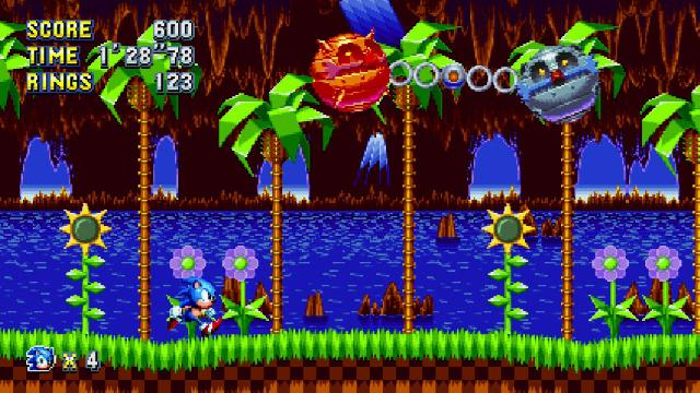 Sonic Mania screenshot 8114