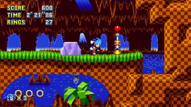 Sonic Mania screenshot 8115