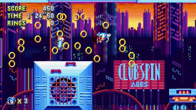 Sonic Mania screenshot 8116
