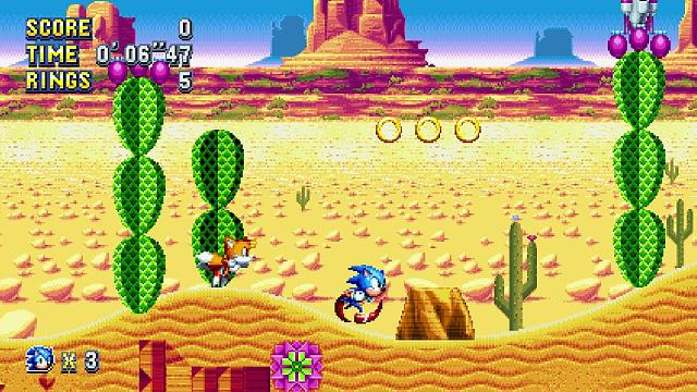 Sonic Mania screenshot 11145