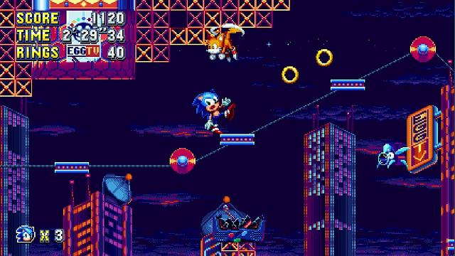 Sonic Mania screenshot 11148