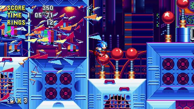 Sonic Mania screenshot 11149
