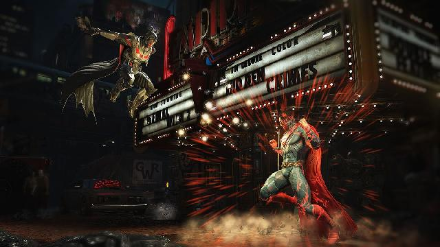 INJUSTICE 2 screenshot 9393