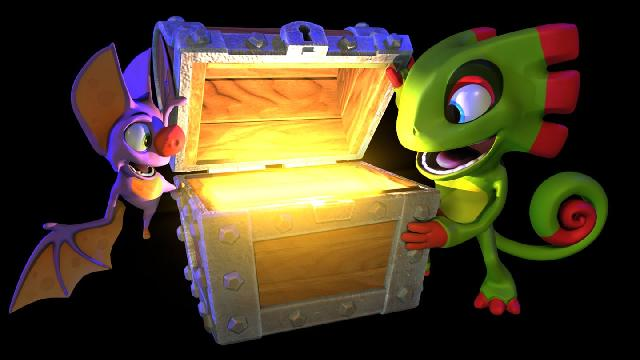 Yooka-Laylee screenshot 9187