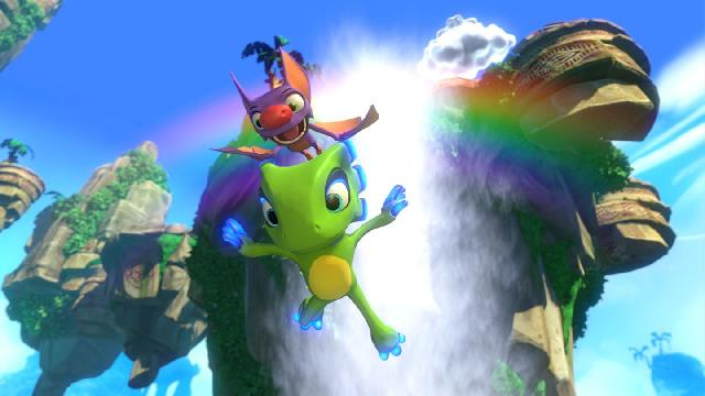 Yooka-Laylee screenshot 9190