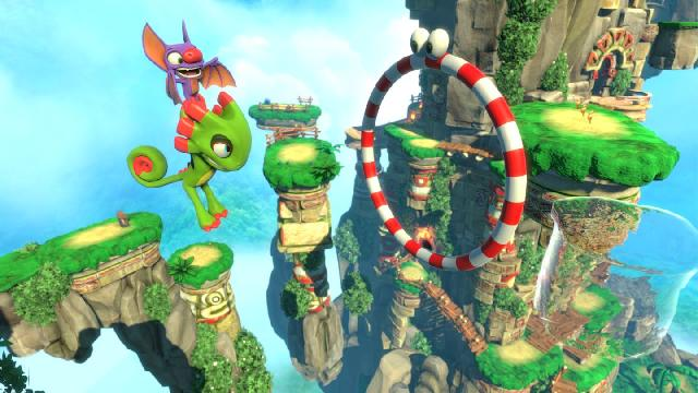 Yooka-Laylee screenshot 9191