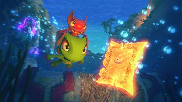 Yooka-Laylee screenshot 9196