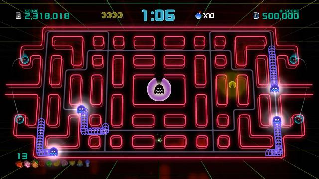Pac-Man Championship Edition 2 screenshot 8039