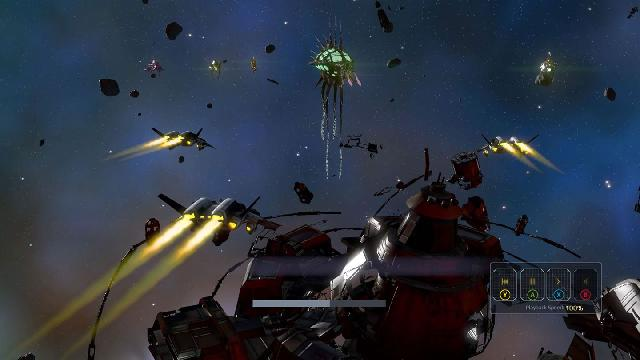 Star Hammer: The Vanguard Prophecy screenshot 7817