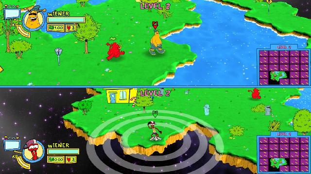 Toejam & Earl: Back in the Groove screenshot 19107