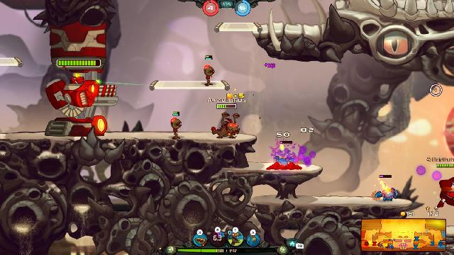 Awesomenauts Assemble! screenshot 7925