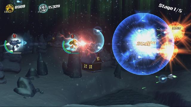 Stardust Galaxy Warriors: Stellar Climax screenshot 8121