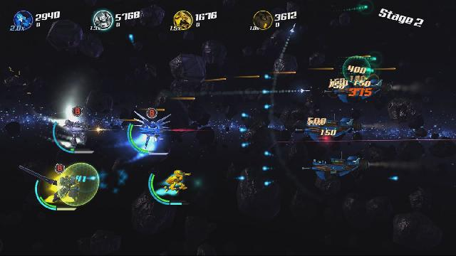 Stardust Galaxy Warriors: Stellar Climax screenshot 8122