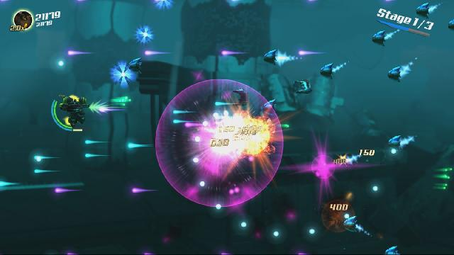 Stardust Galaxy Warriors: Stellar Climax screenshot 8123