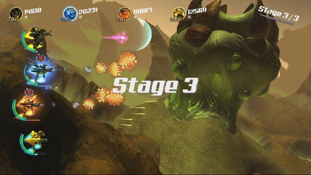 Stardust Galaxy Warriors: Stellar Climax screenshot 8126