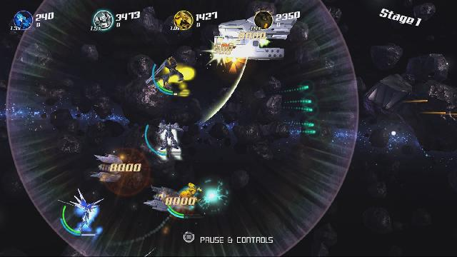 Stardust Galaxy Warriors: Stellar Climax screenshot 8127
