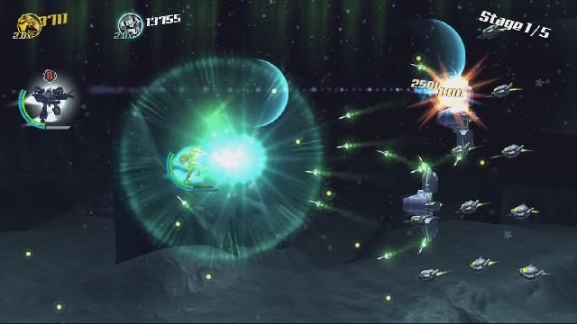 Stardust Galaxy Warriors: Stellar Climax screenshot 8131