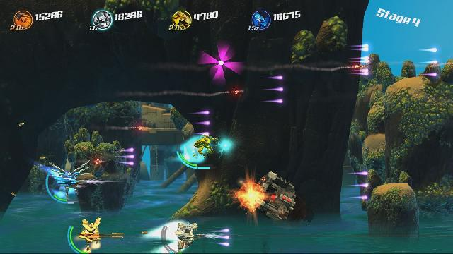 Stardust Galaxy Warriors: Stellar Climax screenshot 8132
