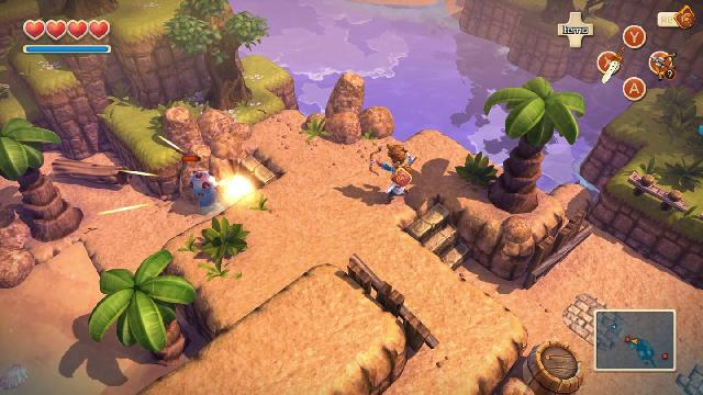 Oceanhorn: Monster of Uncharted Seas Screenshots, Wallpaper