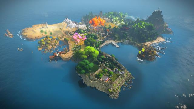 The Witness screenshot 8091