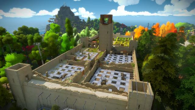 The Witness screenshot 8100