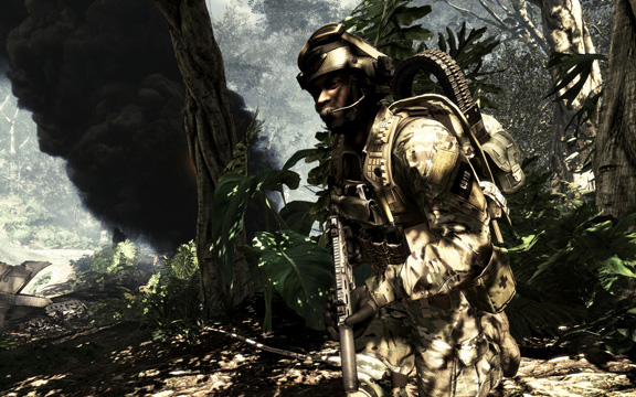 Call of Duty: Ghosts Screenshots, Wallpaper